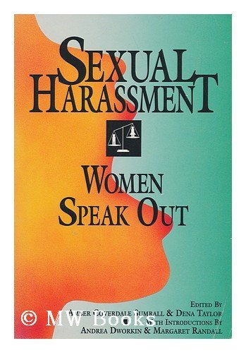 Sexual Harassment: Women Speak Out by Amber Coverdale Sumrall