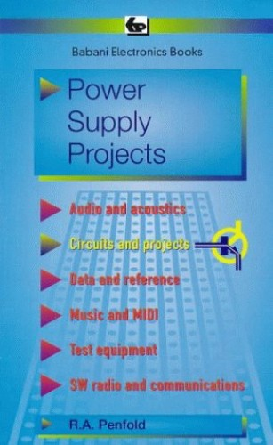 Power Supply Projects by R. A. Penfold