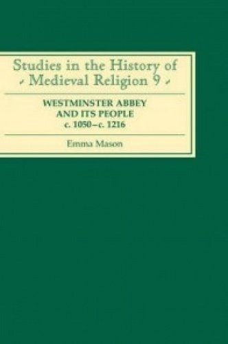 Westminster Abbey Charters, 1066-c.1214 by Emma Mason