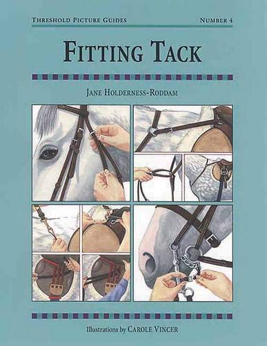 Fitting Tack by Jane Holderness-Roddam