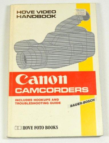 Canon Camcorder (Video Handbook)