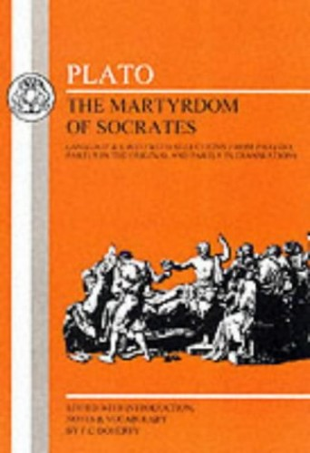 Martyrdom of Socrates by Plato