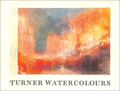 Turner Watercolours in the Tate Gallery by Andrew Wilton
