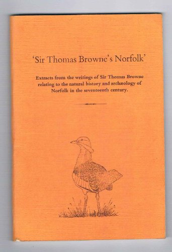 Norfolk by Sir Thomas Browne