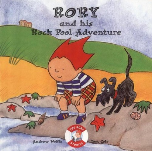 Rory and His Rock Pool Adventure by Andrew Wolffe