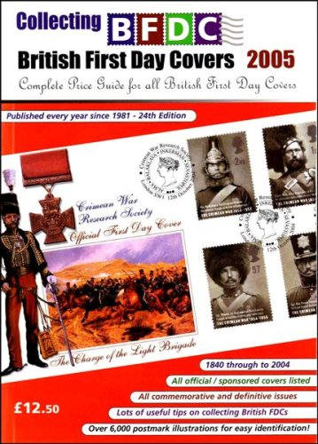 Collecting British First Day Covers by Adrian Bradbury