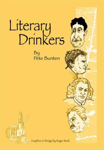 Literary Drinkers by Pete Bunten