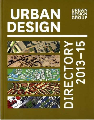 Urban Design Directory: 2013-15 by Louise Thomas