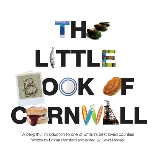 The Little Book of Cornwall by E.C. Mansfield