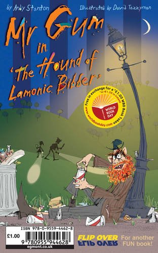 Mr Gum in the Hound of Lamonic Bibber /  Sephir the Storm Monster (Beast Quest) by Andy Stanton