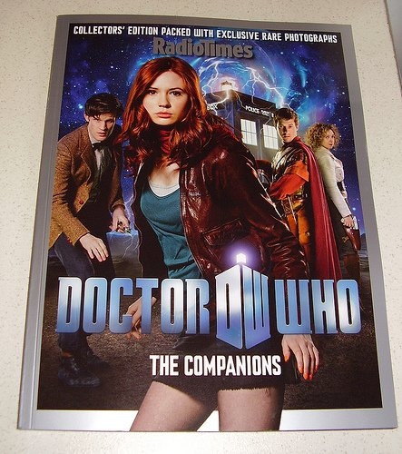 Radio Times Doctor Who: Companions Special by