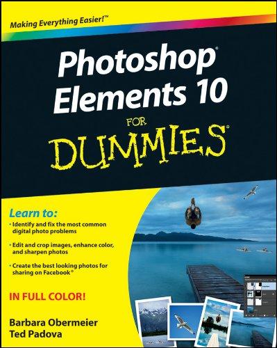Photoshop Elements 10 For Dummies by Barbara Obermeier