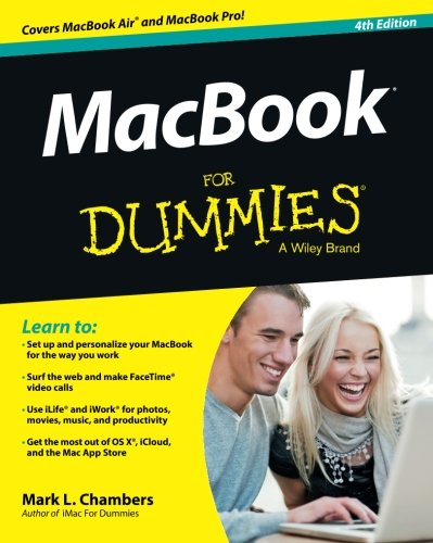 MacBook For Dummies by Mark L. Chambers
