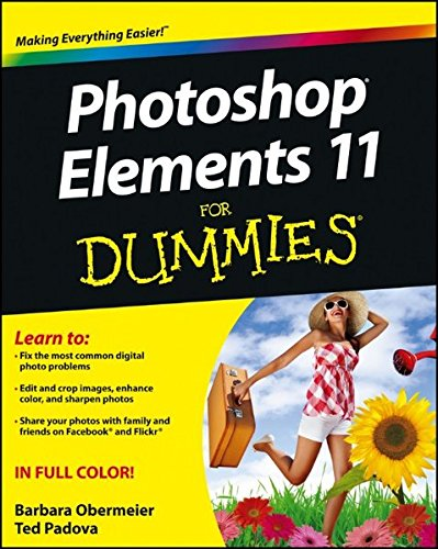 Photoshop Elements 11 For Dummies by Barbara Obermeier