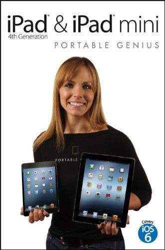 iPad 4th Generation & iPad Mini Portable Genius by Paul McFedries