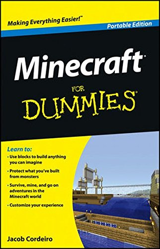Minecraft For Dummies by Jacob Cordeiro