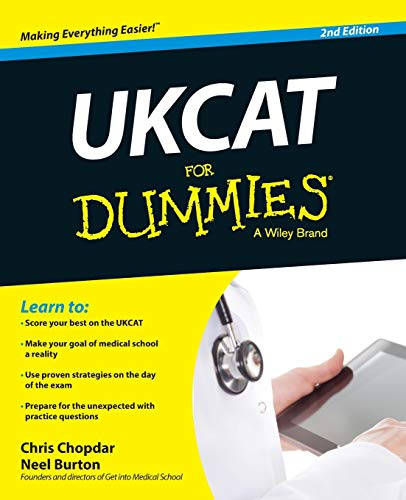 UKCAT For Dummies by Chris Chopdar