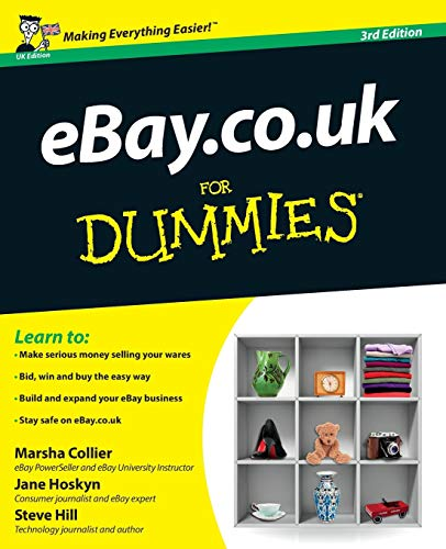 eBay.co.uk For Dummies by Marsha Collier