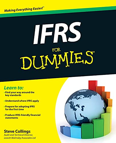 IFRS For Dummies by Steve Collings