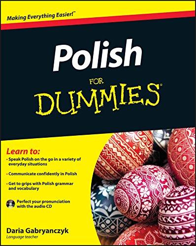 Polish For Dummies by Daria Gabryanczyk