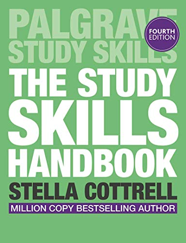 The Study Skills Handbook by Stella Cottrell