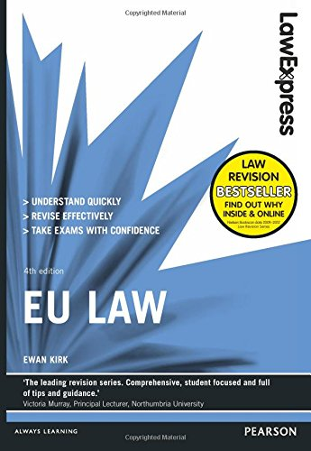 Law Express: EU Law by Ewan Kirk