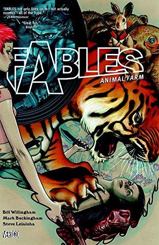 Fables: Volume 2: Animal Farm by Steve Leialoha