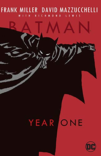 Batman: Year One by David Mazucchelli