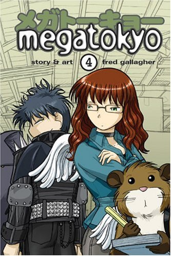 Megatokyo: v.4 by Fred Gallagher