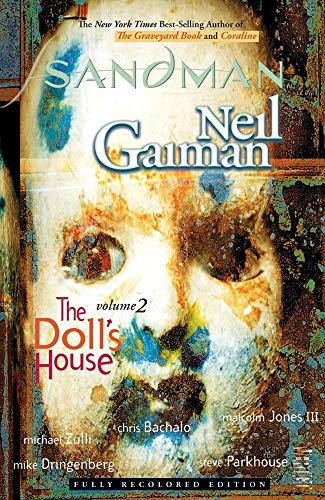 Sandman: Volume 02 : The Dolls House by Neil Gaiman