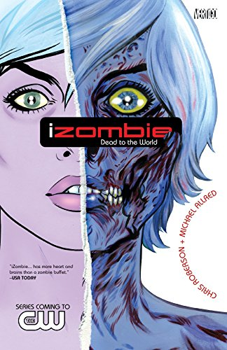 Izombie: Volume 1: Dead to the World by Mike Allred