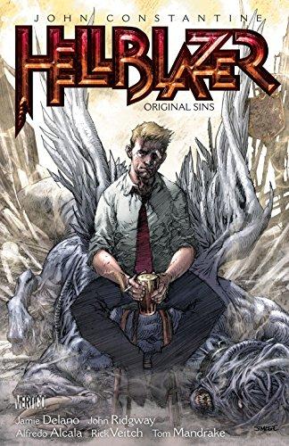 Hellblazer: Volume 1: Original Sins by Jamie Delano