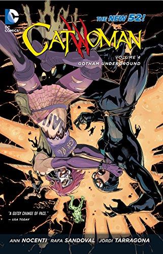 Catwoman:  Volume 4 by Rafa Sandoval