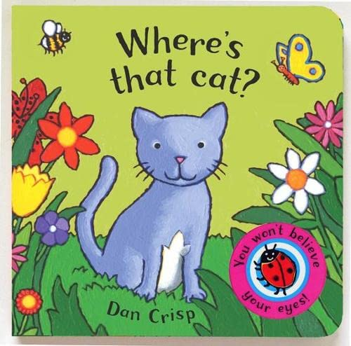 Where's That Cat? by Dan Crisp