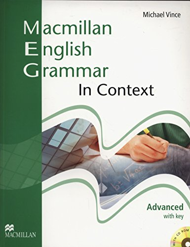 Macmillan English Grammar in Context Advanced with Key and CD-ROM Pack by S. Clarke