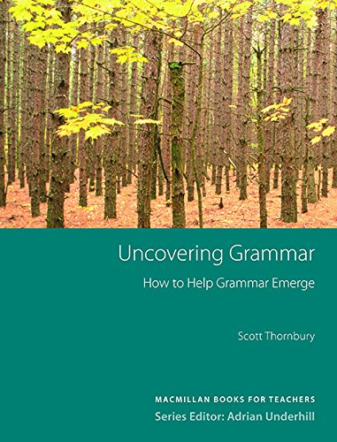 Uncovering Grammar by Scott Thornbury