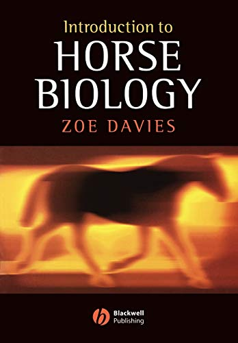 Introduction to Horse Biology by Zoe Davies