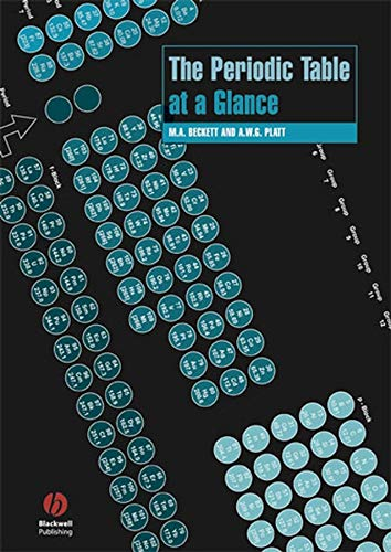 The Periodic Table at a Glance by Mike Beckett