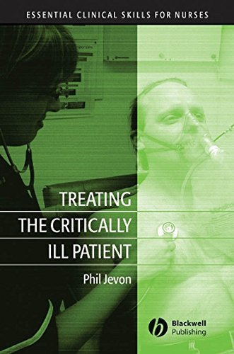 Treating the Critically Ill Patient by Philip Jevon