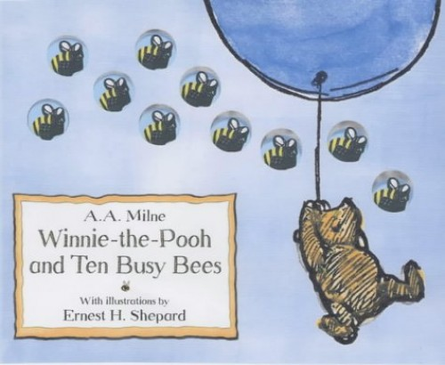 Winnie The Pooh and Ten Busy Bees :