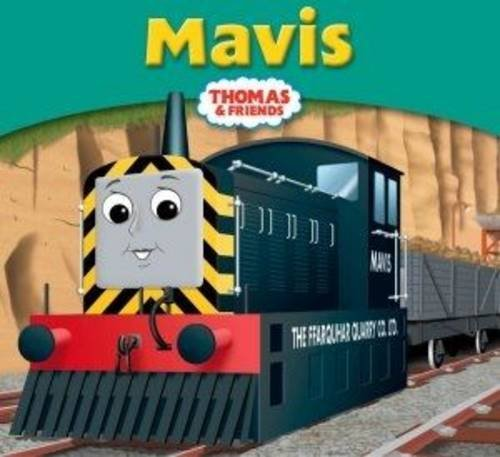 Thomas Library: Mavis by (delete) Awdry
