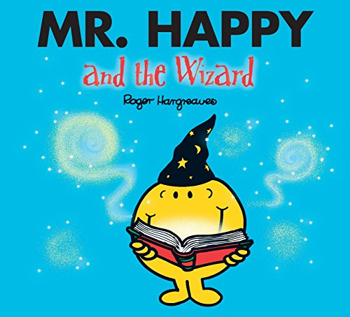 Mr. Happy and the Wizard by Roger Hargreaves