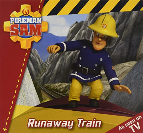 Fire Sam Story Time Runaway Train by