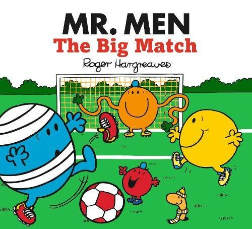Mr Men the Big Match by