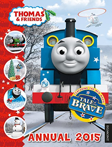 Thomas & Friends Annual 2015 by