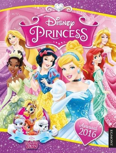 Disney Princess Annual: 2016 by Egmont UK Ltd