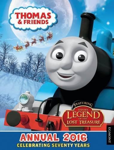 Thomas & Friends Annual: 2016 by Egmont UK Ltd