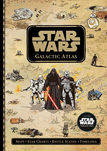 Star Wars Galactic Atlas by Lucasfilm Ltd