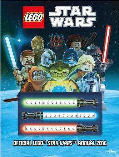 The Official LEGO Star Wars Annual 2016 by Egmont UK Ltd
