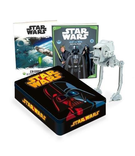 Star Wars: Return of the Jedi Tin by Lucasfilm Ltd